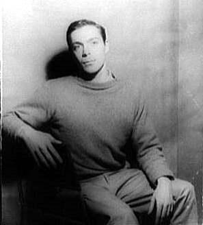 Paul Taylor, 1960. Photo by Carl Van Vechten