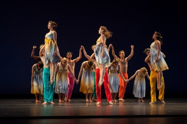 "Mark Morris's ""Spring, Spring, Spring."" Photo by Ken Friedman"